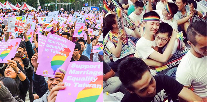 taiwan legalize gay marriage ecns